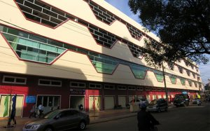 Fujialpha handled and put into use the elevator system at in Buon Ma Thuot city market